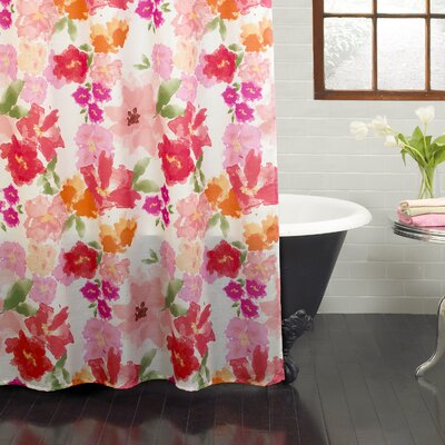 Zackary Posie Shower Curtain