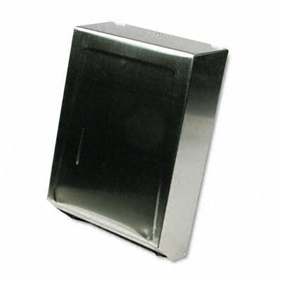C-Fold Or Multifold Towel Dispenser