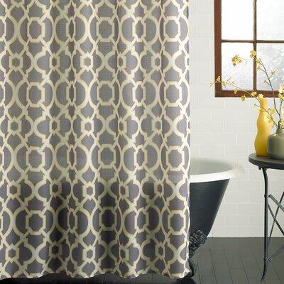 Butler Lattice Shower Curtain