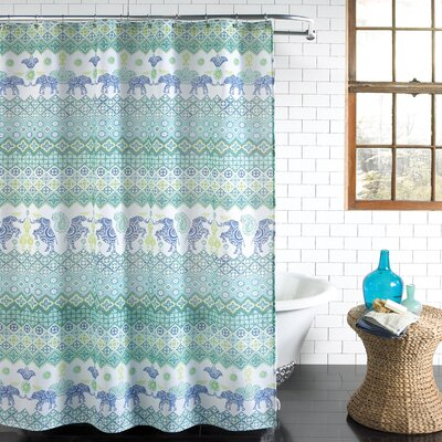 Plaine Aux Cailloux Shower Curtain