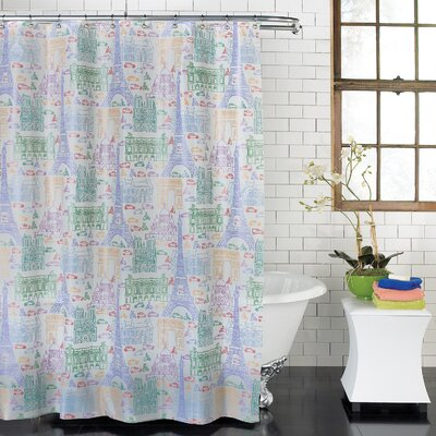 Ballew Shower Curtain