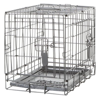 Dogit Dog Crate Size: Extra Small (14.5 H x 12 W x 18.2 L)