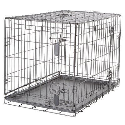 Dogit Dog Crate Size: Medium (21.5 H x 19 W x 30 L)