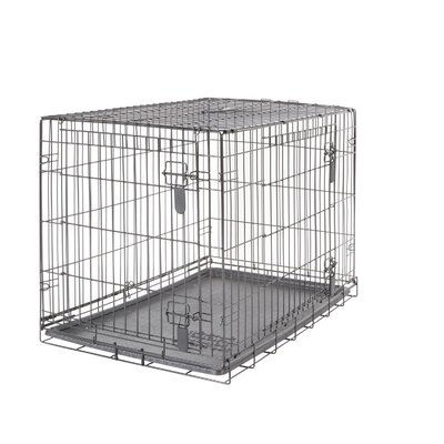 Dogit Dog Crate Size: Large (24.5 H x 22 W x 36 L)