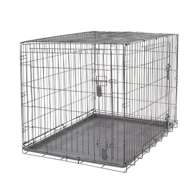 Dogit Dog Crate Size: Double Extra Large (31.5 H x 29.3 W x 48 L)