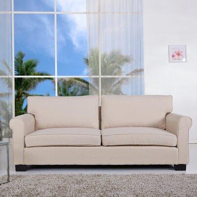 Pittsburgh Sofa Upholstery: Beige