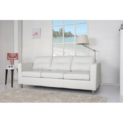 ADC-DET-SOF-PUX-WHI XQS1172 Gold Sparrow Detroit Sofa Upholstery