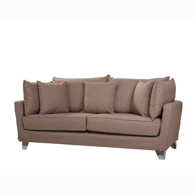 Lexington Sofa Upholstery: Cappuccino