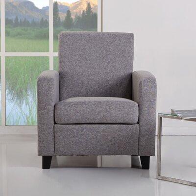 Stockton Armchair Upholstery: Ash