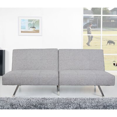 ADC-VIC-CSB-NDX-ASH XQS1461 Gold Sparrow Victorville Ash Convertible Futon Sofa