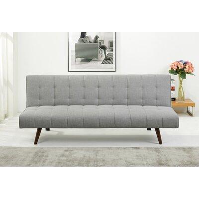 Warfel Convertible Sofa Upholstery: Sand