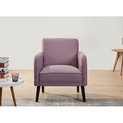 Charlton Armchair Upholstery: Orchid