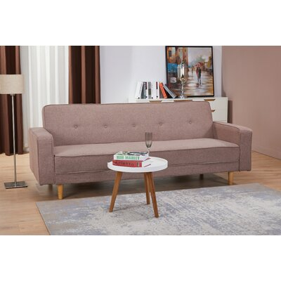 Lawrence Hill Convertible Reclining Sectional Upholstery: Earth