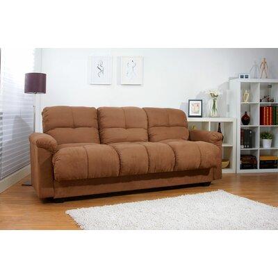 ADC-PHI-SSB-MFX-BRN XQS1036 Gold Sparrow Phila Convertible Sofa