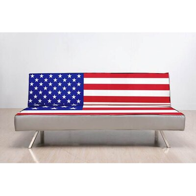 Gold Sparrow American Flag Sleeper Sofa at Sears.com