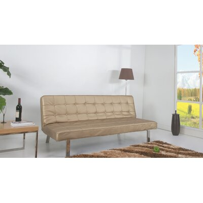 Gold Sparrow Vegas Sleeper Sofa - Color: Champagne at Sears.com
