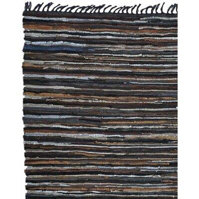 Matador Hand-Loomed Brown Area Rug Rug Size: 10 x 14