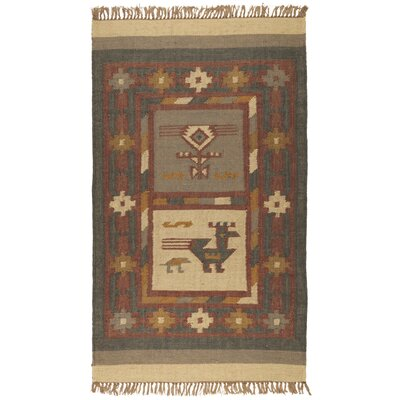 Hacienda Off White Area Rug