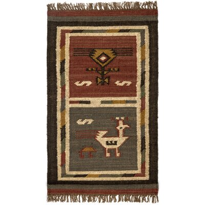 Hacienda Brick Area Rug