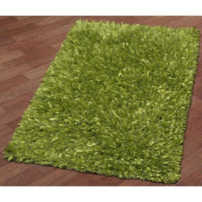 Baumann Hand-Loomed Green Area Rug Rug Size: Rectangle 19 x 210