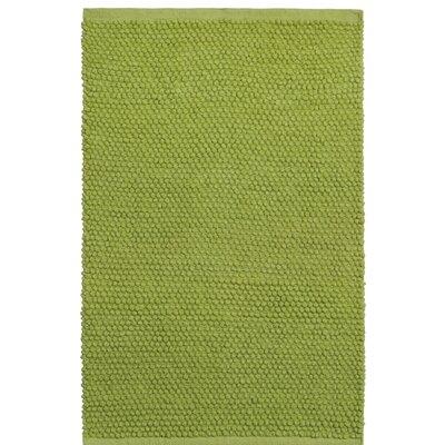 Carousel Plush Nubby Size: 0.25 H x 21 W x 34 D, Color: Green