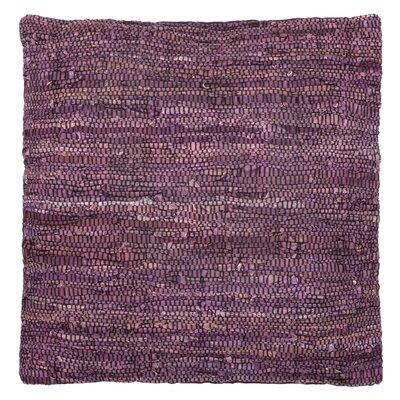 Matador Euro Pillow Color: Purple