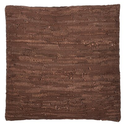 Matador Euro Pillow Color: Brown