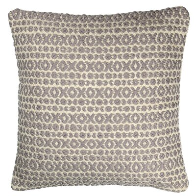 Structure Pillow Size: 18 H x 18 W x 7 D, Color: Grey