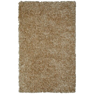 Baumann Handmade Beige Area Rug Rug Size: Rectangle 4 x 6