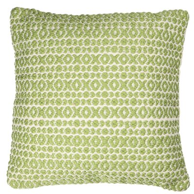 Structure Pillow Size: 27 H x 27 W x 9 D, Color: Green