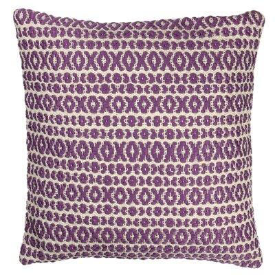 Structure Pillow Size: 27 H x 27 W x 9 D, Color: Purple