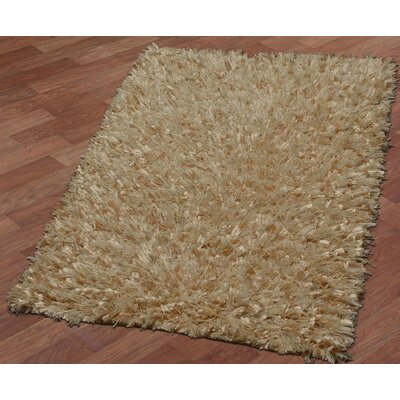 Baumann Handmade Beige Area Rug Rug Size: Rectangle 26 x 42