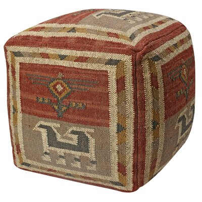 Judith Tribal Pouf