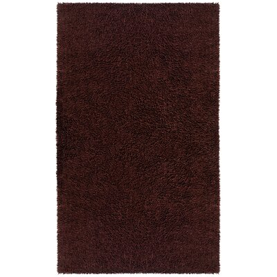 Baugh Brown Rug Rug Size: Rectangle 2 x 2