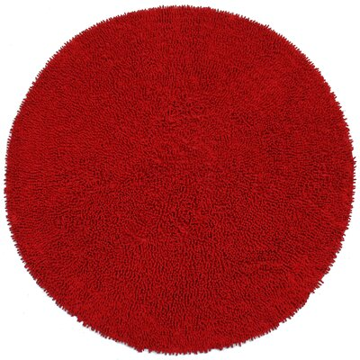 Baugh Red Rug Rug Size: Rectangle 2 x 2