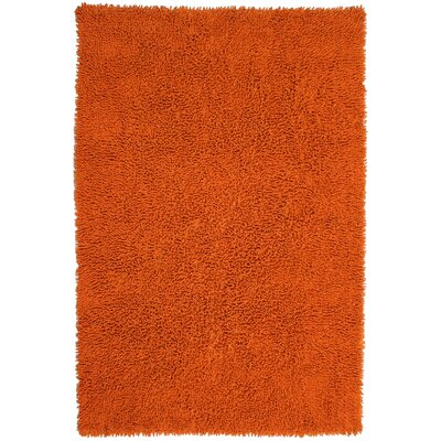 Baugh Copper Area Rug Rug Size: Rectangle 26 x 42