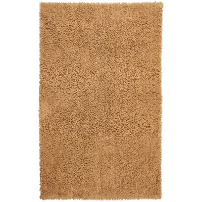Baugh Tan Rug Rug Size: Rectangle 26 x 42