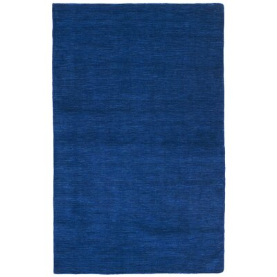 Fusion Blue Area Rug Rug Size: 8 x 10