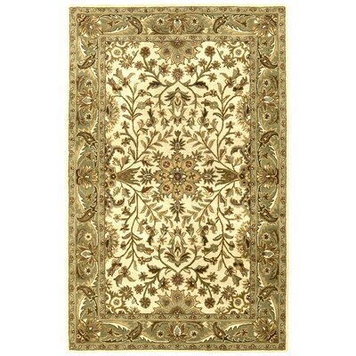Traditions Regal Sage Rug Rug Size: 8 x 11