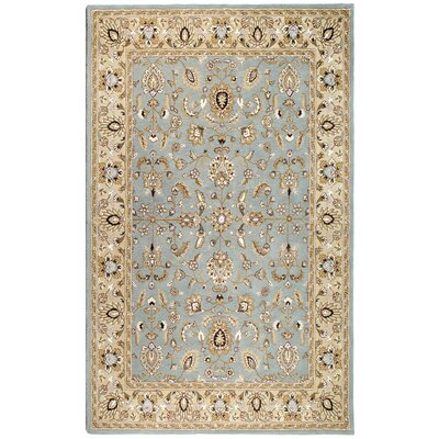 Traditions Waterford Sea Foam Rug Rug Size: Rectangle 5 x 8