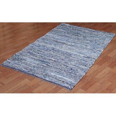 Matador Blue Area Rug Rug Size: 10 x 14