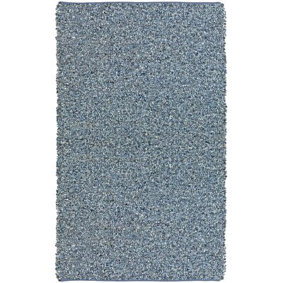 Baum Hand-Loomed Blue Area Rug