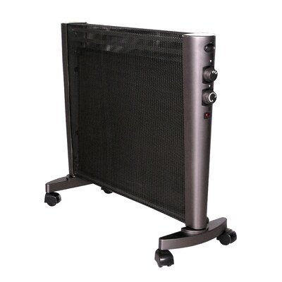Portable Electric Convection Panel Heater