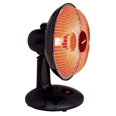 300 Watt Portable Electric Radiant Compact Heater HEOP4110