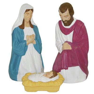 3 Piece Nativity Figurine Set CN-C3680