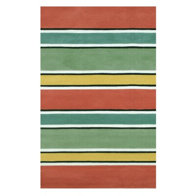 Beach Sunrise Area Rug Rug Size: 36 x 56
