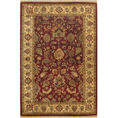 Sultanabad Handmade Area Rug Rug Size: Runner 26 x 6