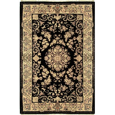 Savonnerie Hand-Tufted Area Rug Rug Size: Runner 26 x 6