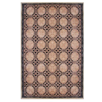 Classic Hand-Tufted Area Rug Rug Size: 85 x 119