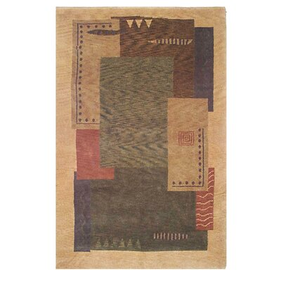 American Home Modern Tiban Area Rug Rug Size: Rectangle 76 x 96